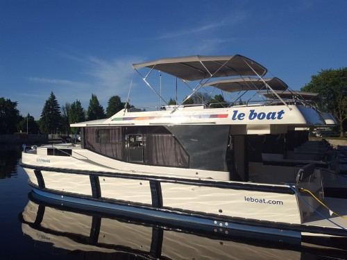New boats, new base: Le Boat expanding in Canada next year