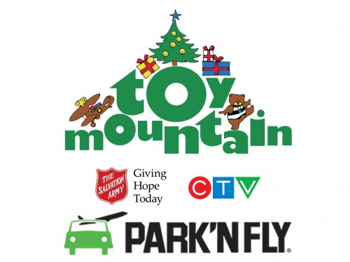 Park'N Fly partners with CTV for annual toy drive