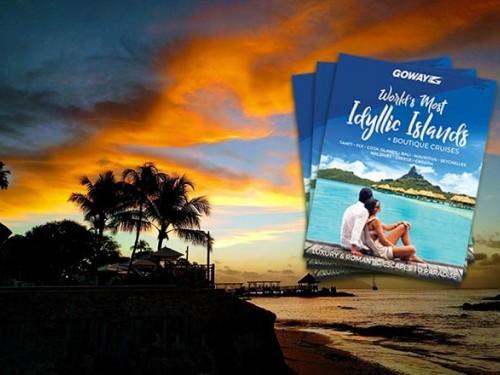 Goway unveils new Idyllic Islands brochure