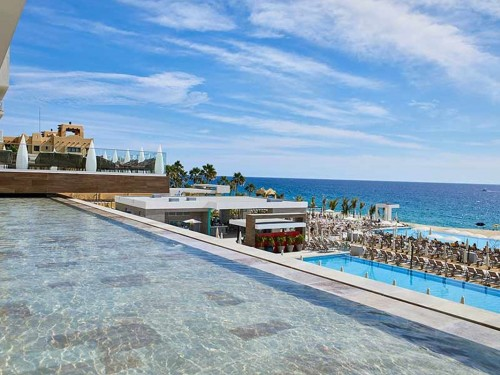 RIU just opened its third hotel in Los Cabos, and it's adults-only