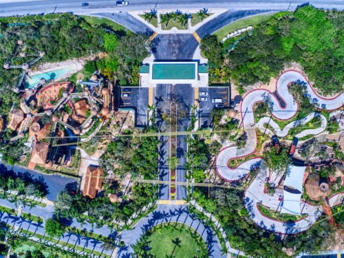 Barceló Maya Grand Resort opens first-ever adventure park in Riviera Maya