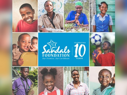 The Sandals Foundation celebrates 10 years in the Caribbean